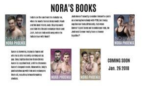 Homepage Nora Phoenix