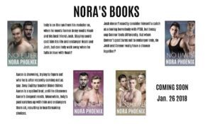Static page Nora Phoenix site