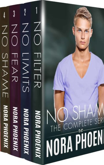 No Shame Boxset Cover